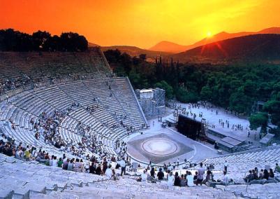 Mycenae, Corinth Canal, Nafplion and Epidaurus
